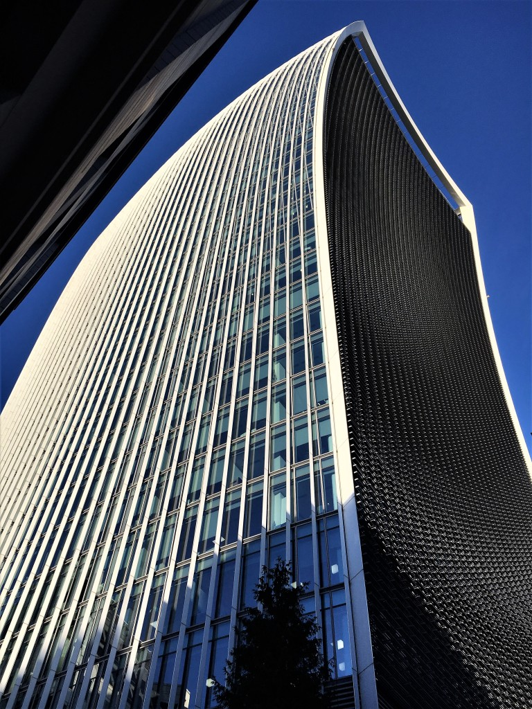 20 Fenchurch Street, also known as 'The Walkie Talkie'