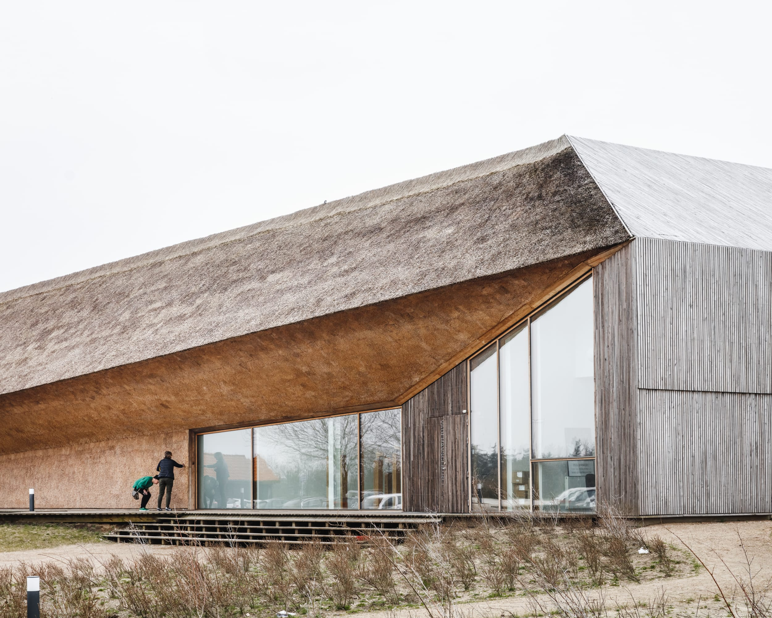 The Wadden Sea Centre in Denmark