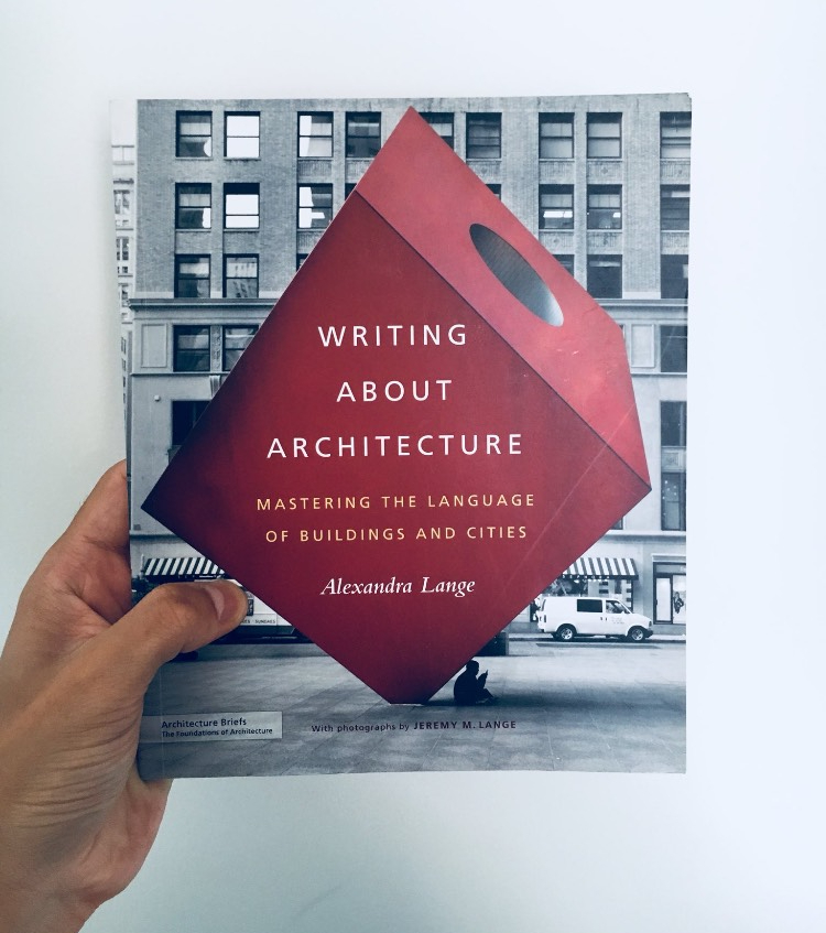 Alexandra Lange's Writing About Architecture