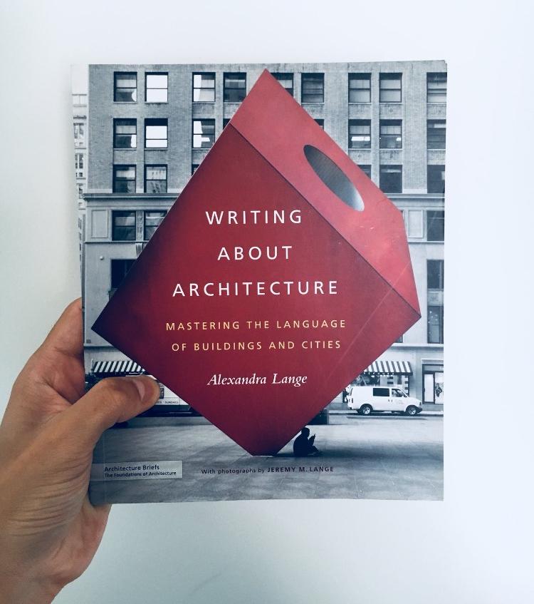 Alexandra Lange's Writing About Architecture